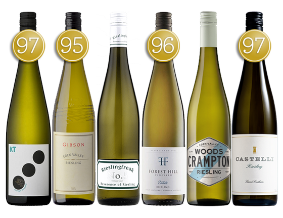 The Riesling Repertoire