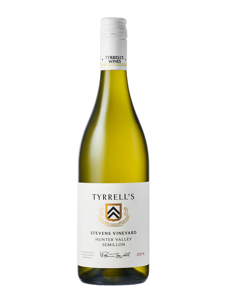 2014 Tyrrell's Stevens Single Vineyard Semillon
