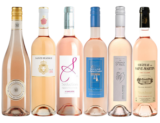 2017 Ultimate French Rosé Collection