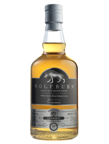 Wolfburn Langskip Single Malt Scotch Whisky 700ml