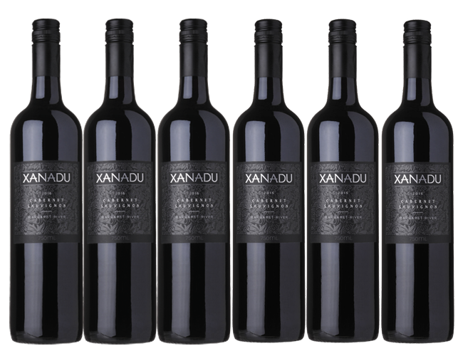 Xanadu's Jimmy Watson Winning Cabernet Collection