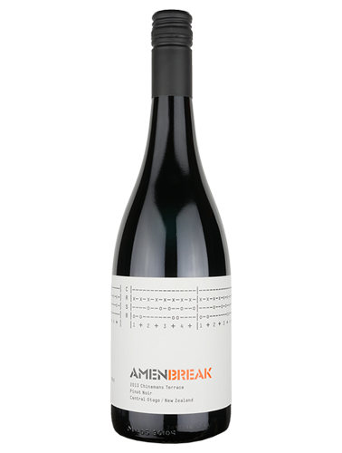 2014 Amen Break Wild Earth Central Otago Pinot Noir