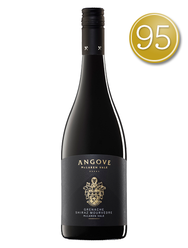 2016 Angove McLaren Vale Family Crest GSM
