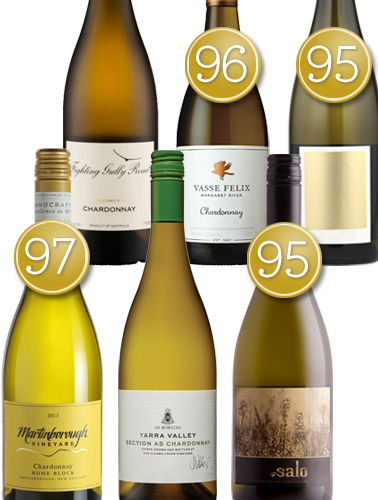 Ultra Premium Chardonnay Collection #1