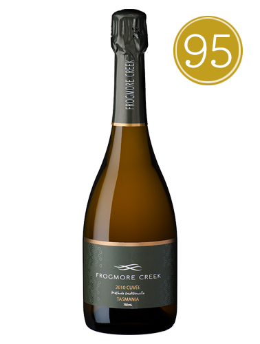 2010 Frogmore Creek Method Traditionelle Tasmanian Cuvee