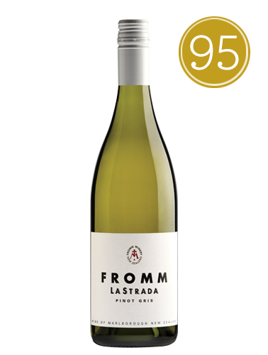 2016 Fromm La Strada Pinot Gris