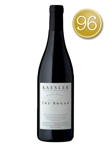 2014 Kaesler The Bogan Barossa Valley Shiraz