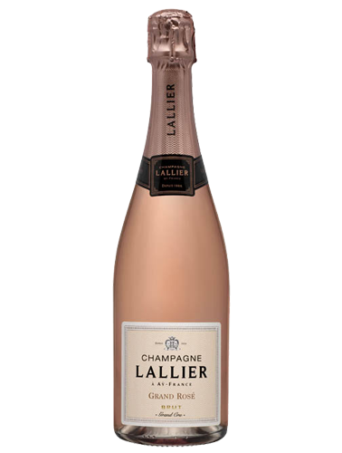 NV Lallier Grand Rose Brut Grand Cru