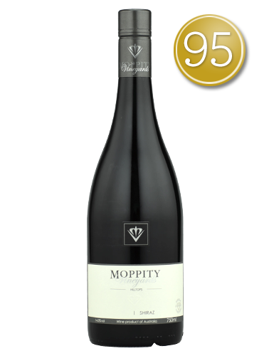 2015 Moppity Estate Hilltops Shiraz