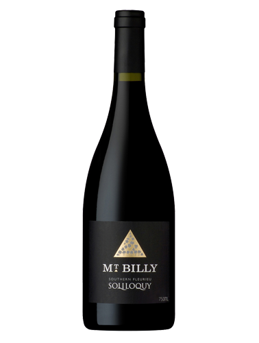 2013 Mt Billy Soliloquy Syrah