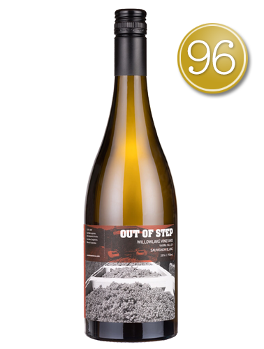 2016 Out of Step Willowlake Yarra Valley Sauvignon Blanc