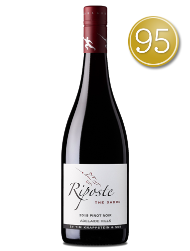 2015 Riposte The Sabre Adelaide Hills Pinot Noir