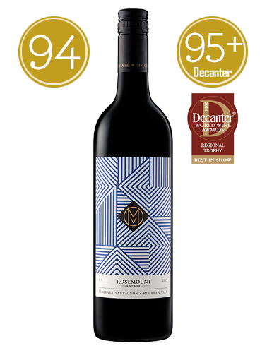 2012 Rosemount MV Collection McLaren Vale Cabernet