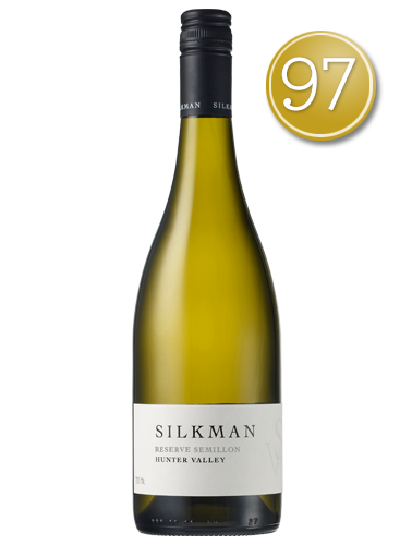 2017 Silkman Reserve Hunter Valley Semillon