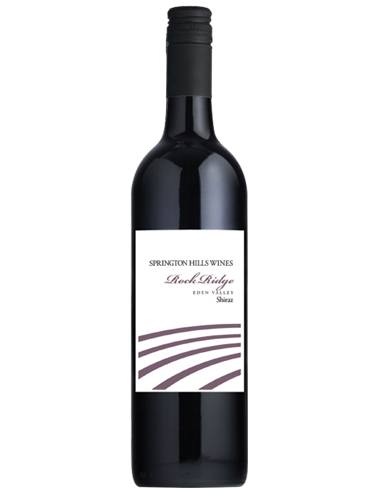 2014 Springton Hills Rock Ridge Eden Valley Estate Shiraz