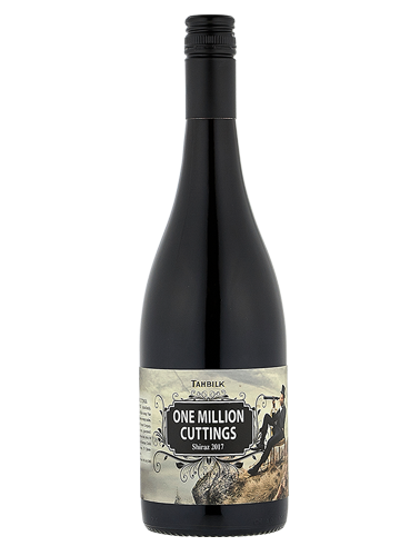 2017 Tahbilk One Million Cuttings Shiraz