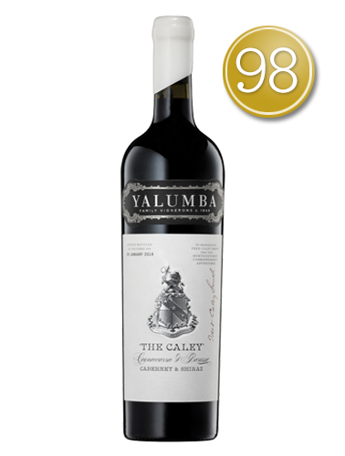 2012 Yalumba The Caley Coonawarra Barossa Cabernet Shiraz