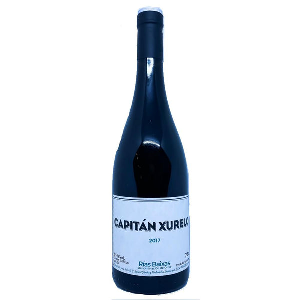 Bodegas Albamar Rias Baixas Capitan Xurelo - Grain & Vine | Curated Wines, Rare Bourbon and Tequila Collection