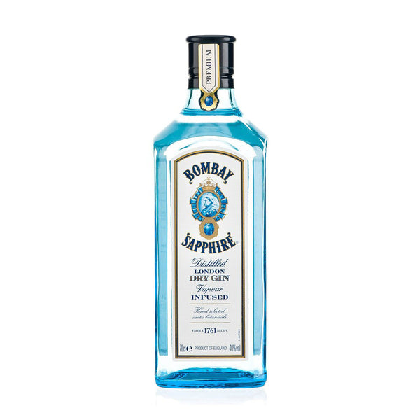 Bombay Sapphire London Dry Gin - Grain & Vine | Curated Wines, Rare Bourbon and Tequila Collection