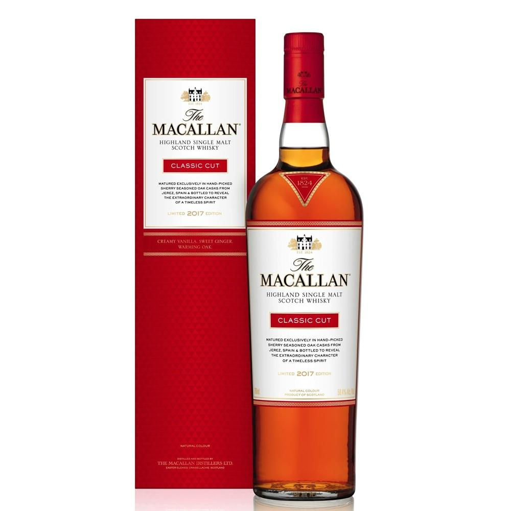 The Macallan Limited 2018 Edition Classic Cut Highland Single Malt Scotch Whisky - Grain & Vine | Curated Wines, Rare Bourbon and Tequila Collection