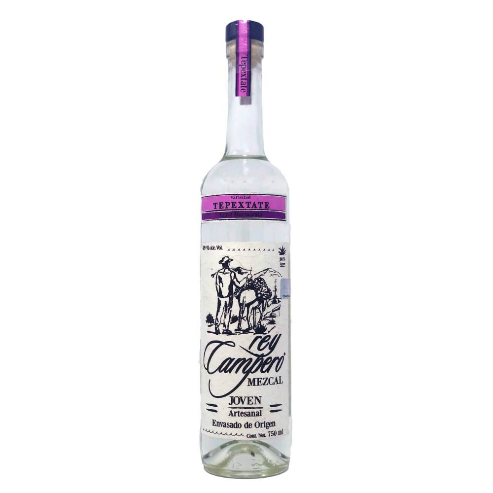 Rey Campero Tepextate Mezcal - Grain & Vine | Curated Wines, Rare Bourbon and Tequila Collection