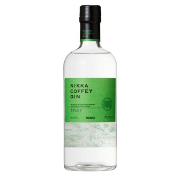 Nikka Coffey Gin - Grain & Vine | Curated Wines, Rare Bourbon and Tequila Collection