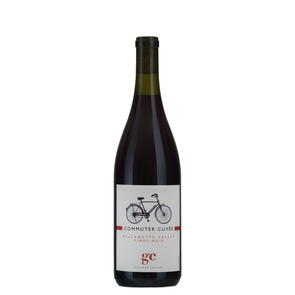 Grochau Cellars Commuter Cuvee  Willamette Valley Pinot Noir - Grain & Vine | Curated Wines, Rare Bourbon and Tequila Collection