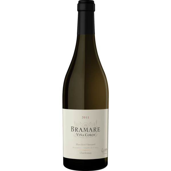 Bodega Vina Cobos Bramare Mendoza Chardonnay Marchiori Vineyard - Grain & Vine | Curated Wines, Rare Bourbon and Tequila Collection