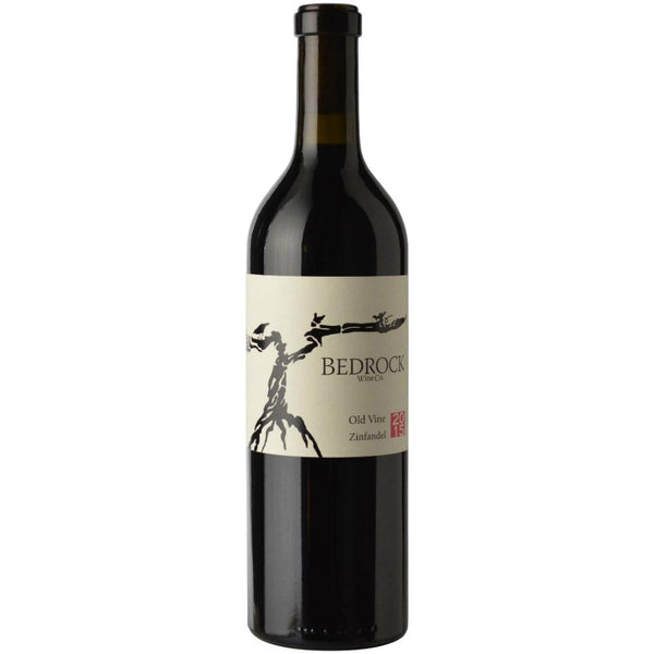 Bedrock Wine Company Old Vine Zinfandel - Grain & Vine | Curated Wines, Rare Bourbon and Tequila Collection