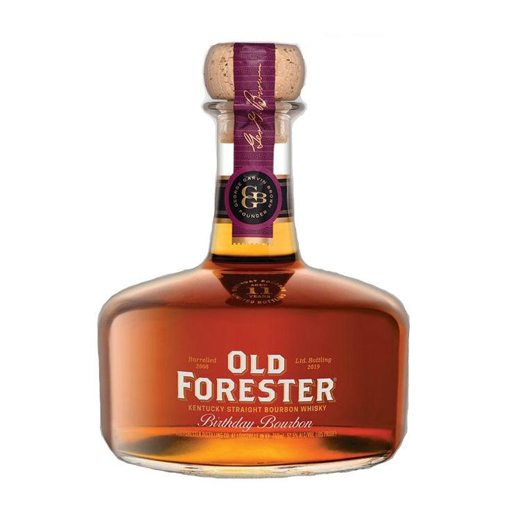 Old Forester Birthday Bourbon Kentucky Straight Bourbon Whiskey - Grain & Vine | Curated Wines, Rare Bourbon and Tequila Collection