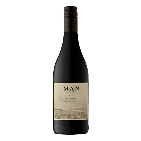 Man Family Wines Bosstok Pinotage - Grain &Vine | Curated Wines, Rare Bourbon and Tequila Collection