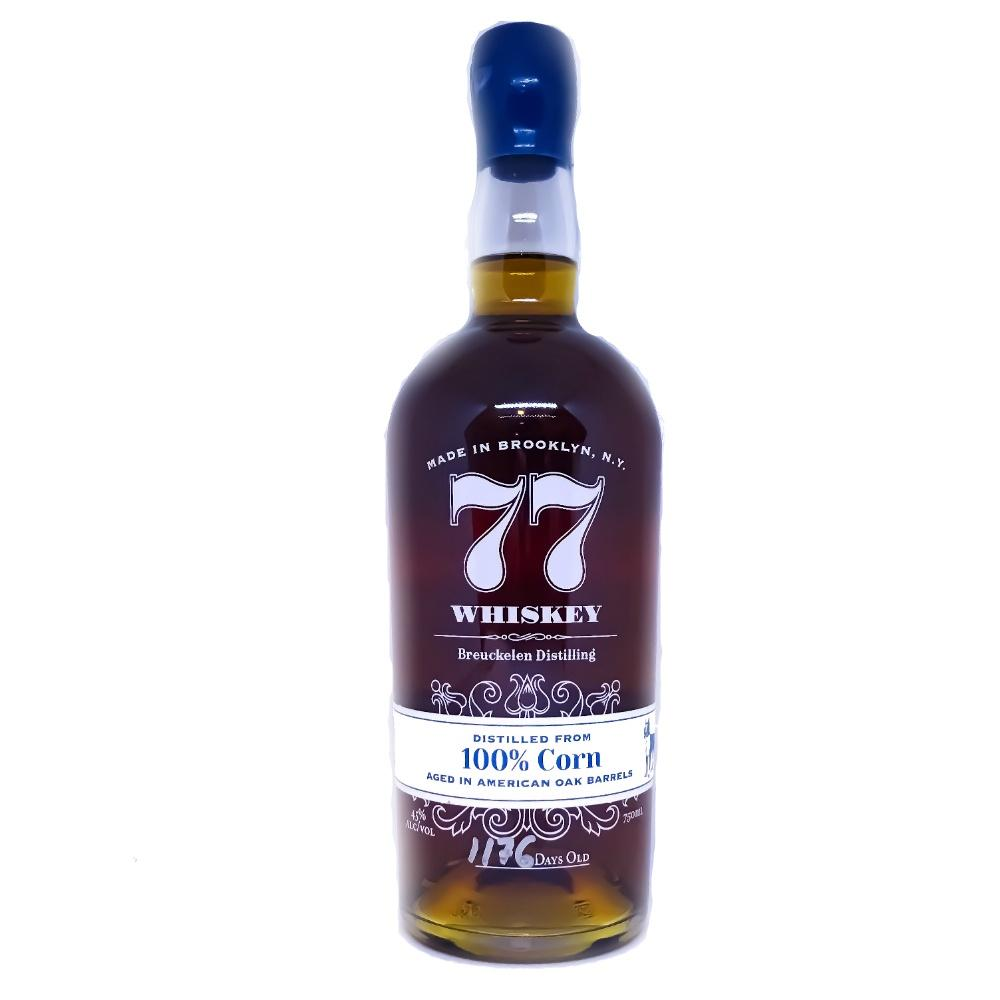 Breuckelen 77 Whiskey 100% Corn - Grain & Vine | Curated Wines, Rare Bourbon and Tequila Collection