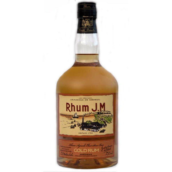 Rhum J.M Gold Rum - Grain & Vine | Curated Wines, Rare Bourbon and Tequila Collection