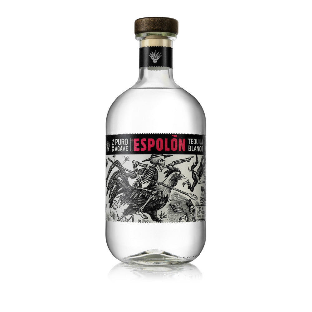 Espolon Tequila Blanco - Grain & Vine | Curated Wines, Rare Bourbon and Tequila Collection