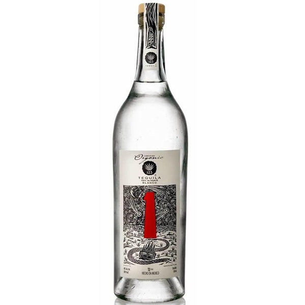 123 Tequila Uno Blanco Tequila