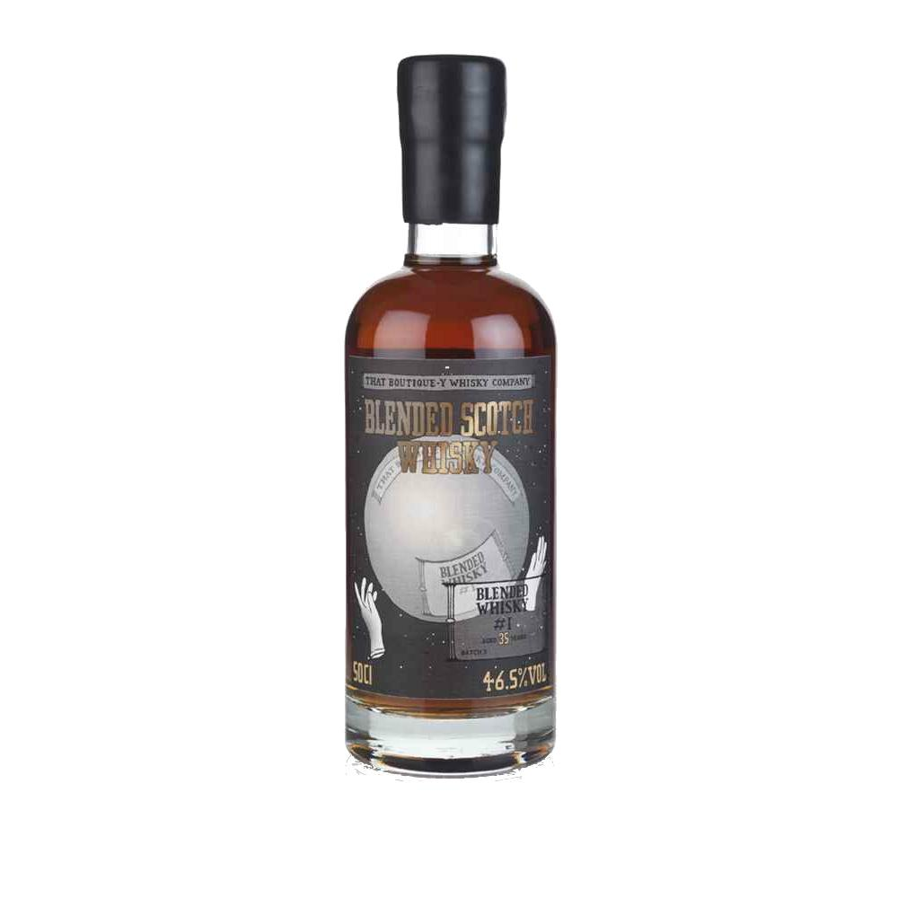 That Boutique-y Whisky Company 50-Year-Old Blended Whisky #1 - Grain & Vine | Curated Wines, Rare Bourbon and Tequila Collection