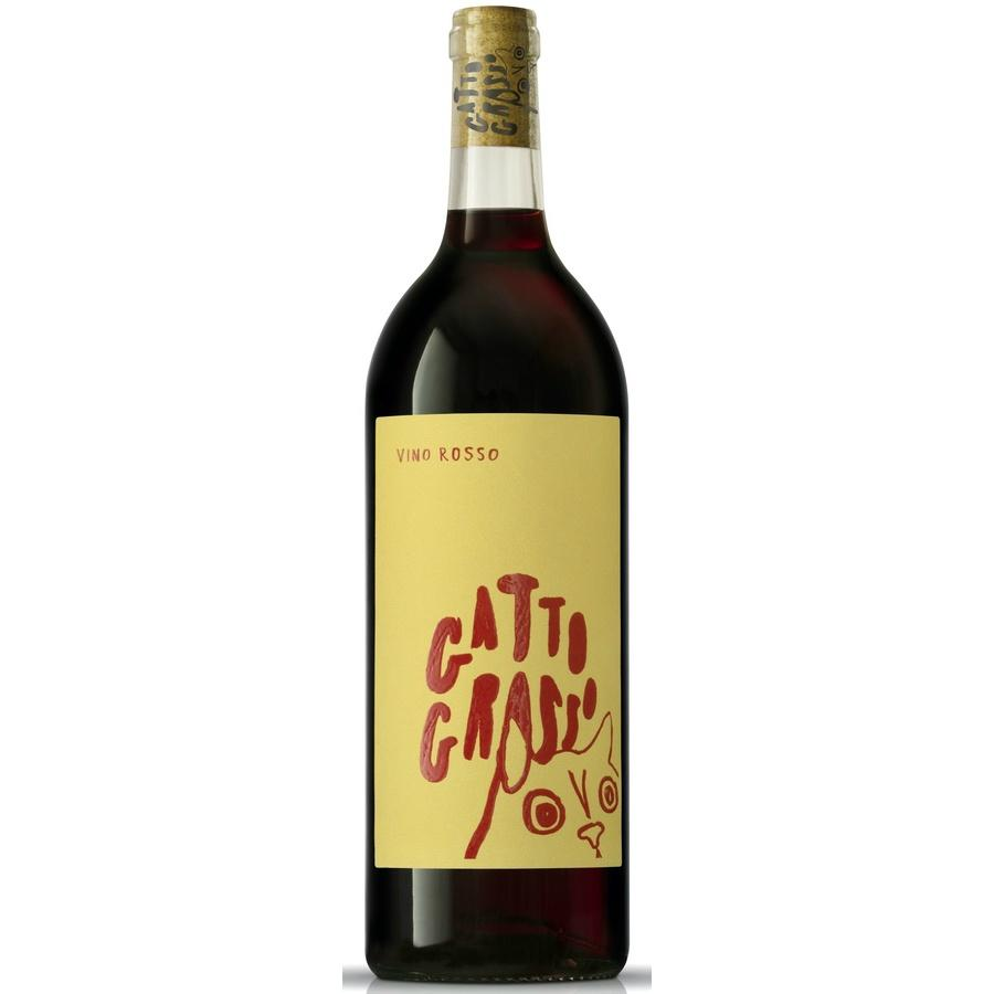 Gatto Grosso Vino Rosso - Grain & Vine | Curated Wines, Rare Bourbon and Tequila Collection