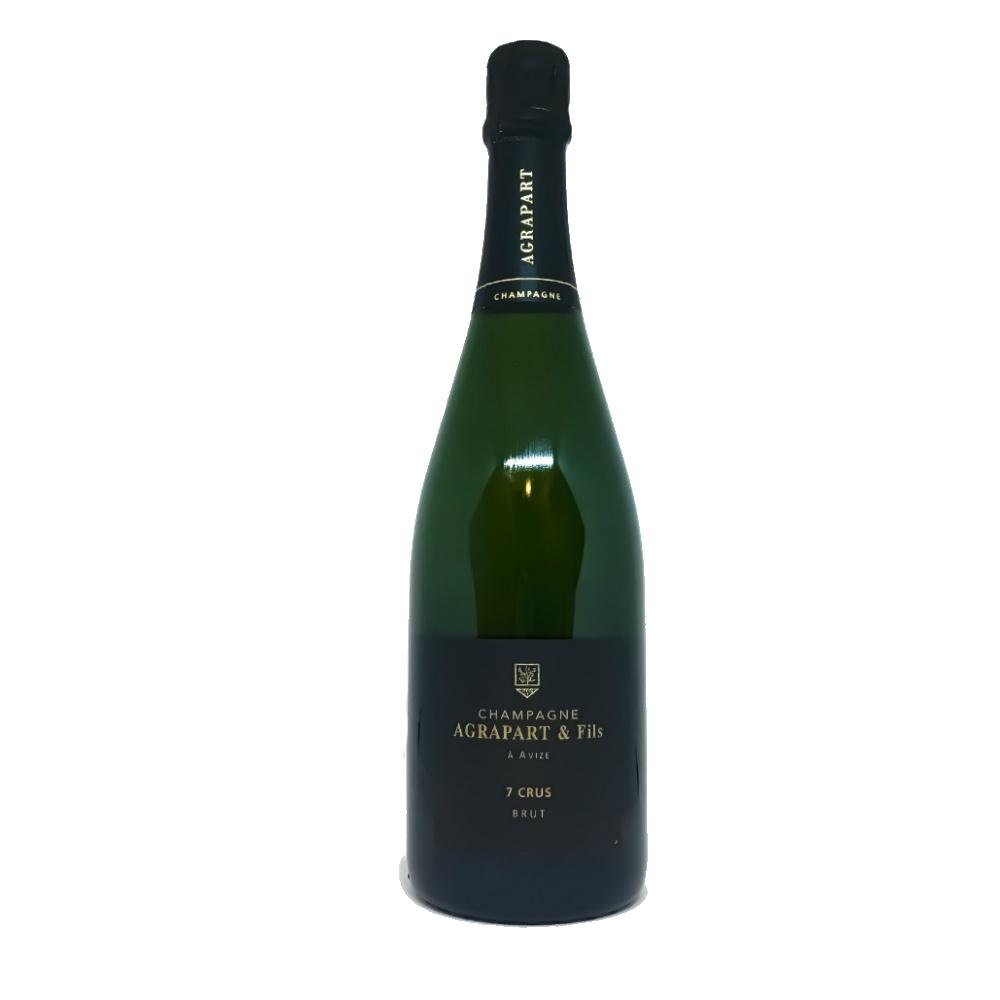 Agrapart & Fils 7 Crus Brut Champagne - Grain & Vine | Curated Wines, Rare Bourbon and Tequila Collection