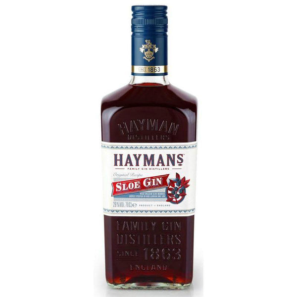 Hayman's Sloe Gin - Grain & Vine | Curated Wines, Rare Bourbon and Tequila Collection