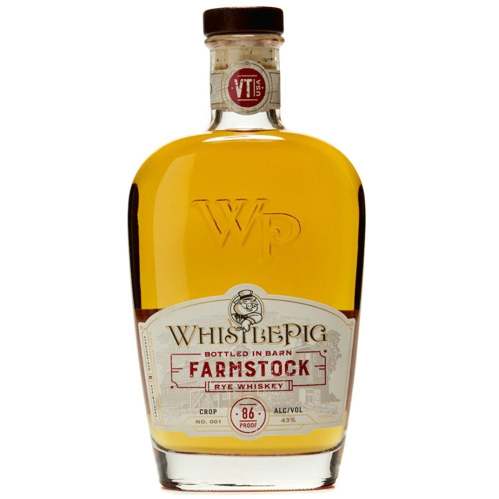 Whistlepig Farmstock Rye Whiskey - Grain & Vine | Curated Wines, Rare Bourbon and Tequila Collection