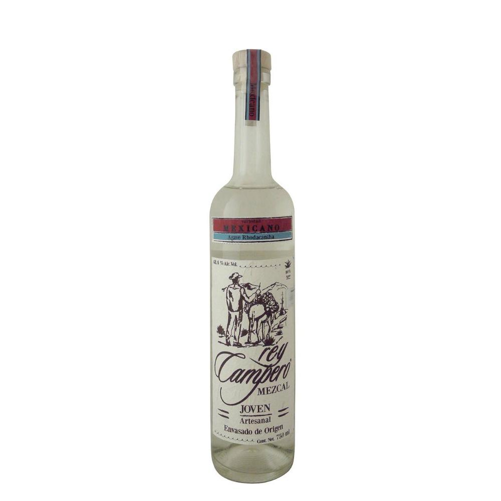 Rey Campero Mexicano Mezcal - Grain & Vine | Curated Wines, Rare Bourbon and Tequila Collection
