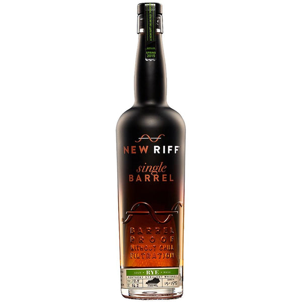 New Riff Distilling Single Barrel Rye Whiskey