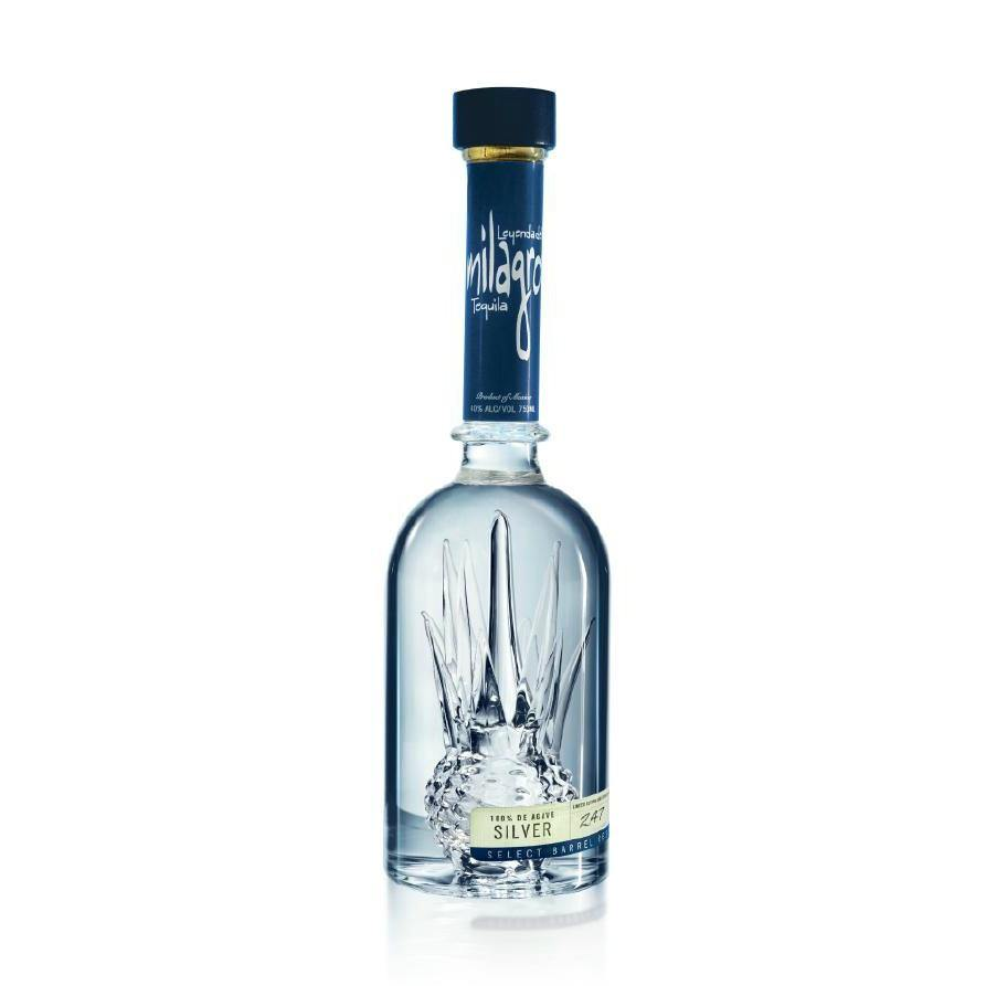 Milagro Tequila Select Barrel Reserve Silver - Grain & Vine | Curated Wines, Rare Bourbon and Tequila Collection