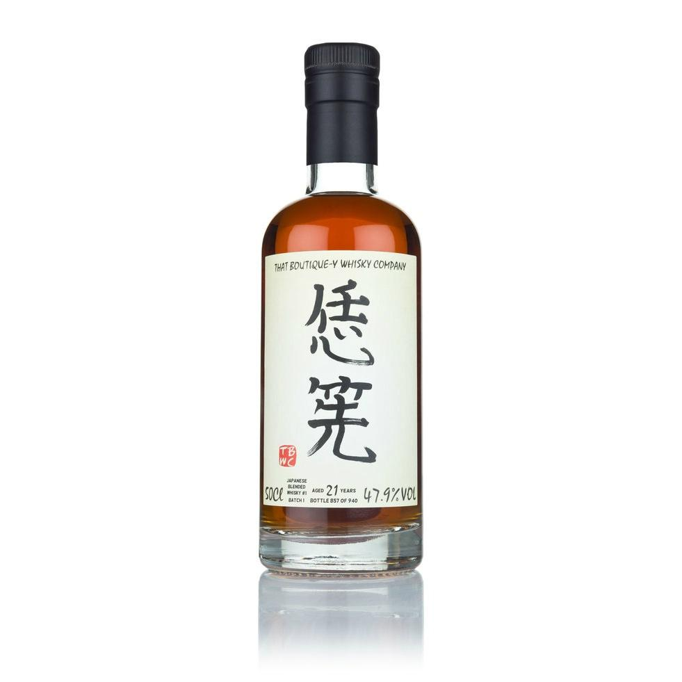 That Boutique-y Whisky Company Japanese Whisky - Grain & Vine | Curated Wines, Rare Bourbon and Tequila Collection