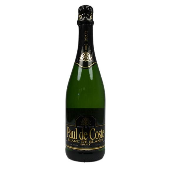 Paul De Coste Blanc de Blancs Brut - Grain & Vine | Curated Wines, Rare Bourbon and Tequila Collection