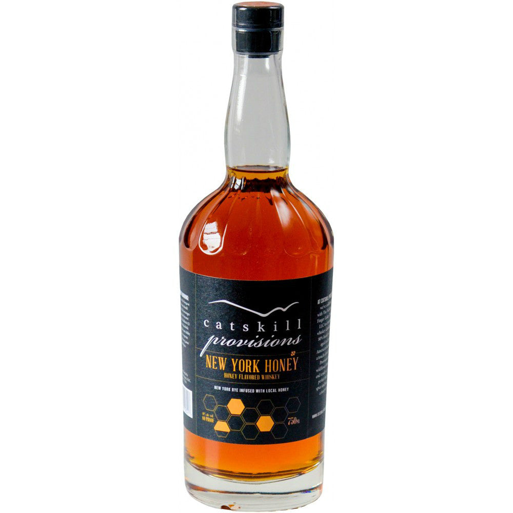 Catskill Provisions New York Honey Whiskey - Grain & Vine | Curated Wines, Rare Bourbon and Tequila Collection