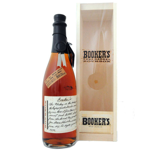 "Booker's ""Tommy's Batch"" Kentucky Straight Bourbon Whiskey - Grain & Vine 