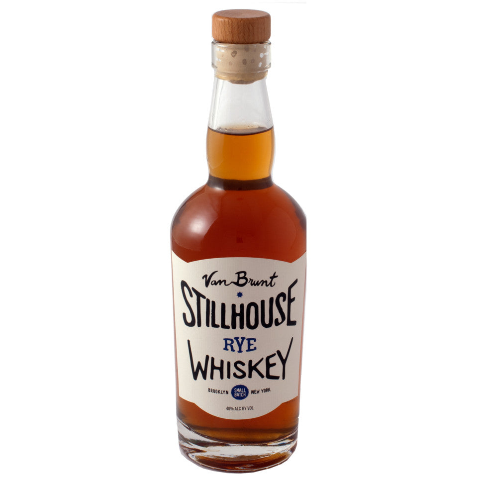 Van Brunt Stillhouse Rye Whiskey - Grain & Vine | Curated Wines, Rare Bourbon and Tequila Collection