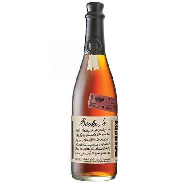 "Booker's ""Kathleen's Batch"" Kentucky Straight Bourbon Whiskey - Grain & Vine 