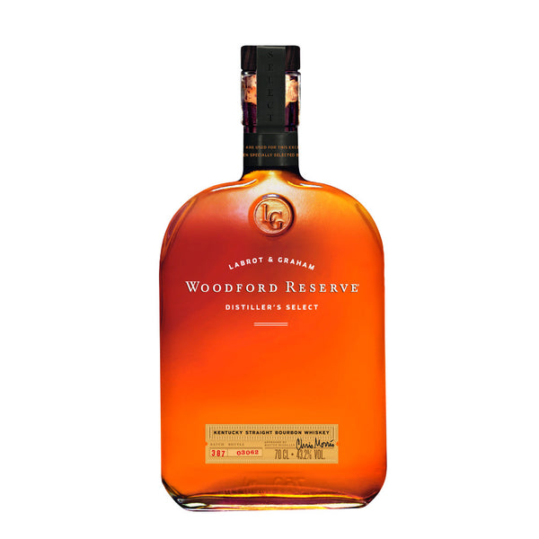 Woodford Reserve Kentucky Straight Bourbon Whiskey - Grain &Vine | Curated Wines, Rare Bourbon and Tequila Collection